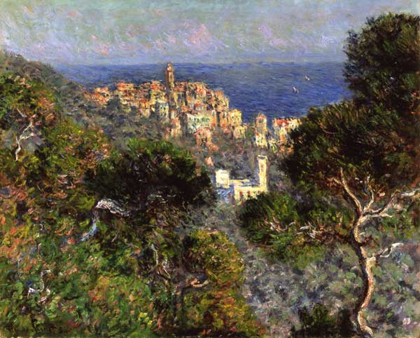 MONET: Vista di Bordighera