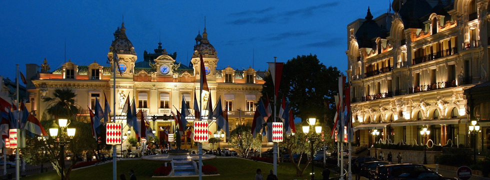 Group Tours in Monte Carlo