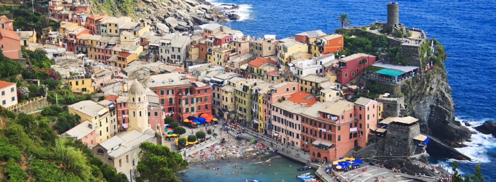 Group Tours in the Cinque Terre