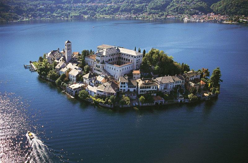 lago orta - riviera divina